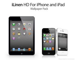 iLinen HD: Retina iPhone and iPad Wallpaper by nsilverphotography