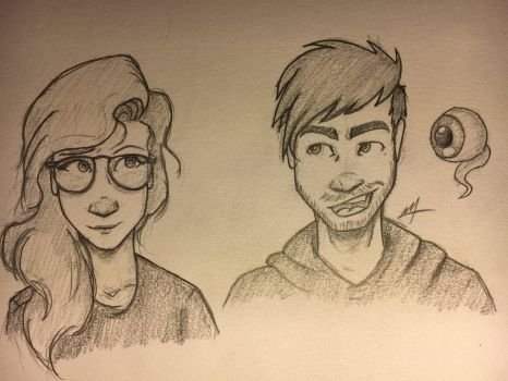 Signe and Jack by Radioactive1713