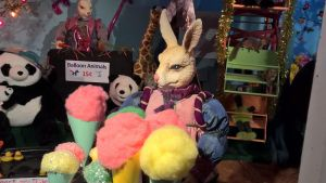 Easter Display bunny by LtNathanHale