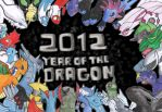 2012 - Year of the Dragon by Sweet-Fizz