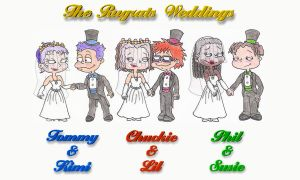 The Rugrats Weddings Wallpaper by nintendomaximus