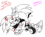 .:SonScourge:. Make Match by SEGAMew