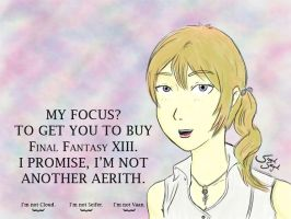 FOCUS: FFXIII by Prismatic-Prince