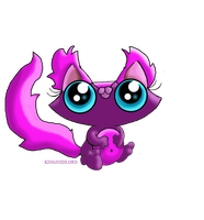 FREE FUNNY CAT KITTEN FLUFFY ADOPT pink by KingZoidLord