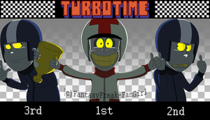 Turbo Time by FantasyFreak-FanGirl
