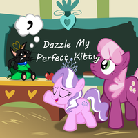 Diamond and Dazzle: Cheerilee by MagerBlutooth
