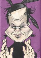 the Rasmus Lauri Ylonen Caricature by LaserDatsun