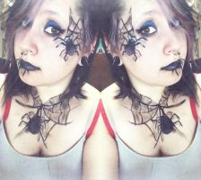 Queen of Spiders by forevernotsinking99