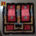 Legend of Zelda, Treasure Chest, Latch hook rug by AlliBear17