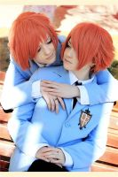 Hitachiin Brothers by Kiri-Theme