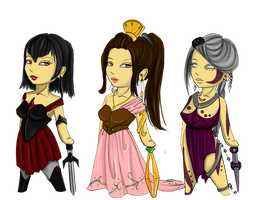 Royal Court Adoptables :CLOSED: by MissMignonne