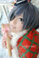 prefer me by kagehana-kagehana