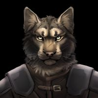 Wolfrott-collab commission- by RogueLiger