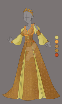 :: Commission April 01: Outfit Design :: by VioletKy