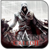 Assasins Creed 2 v2 icon by HarryBana