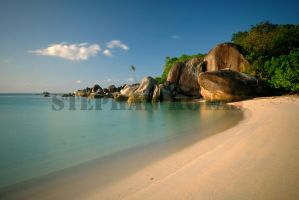 tanjung tinggi beach by fajner