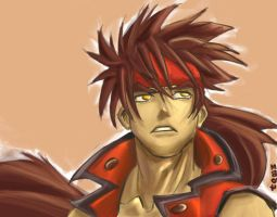 Sol Badguy Final by syphonfx