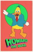 Howard The Duck by Hartter