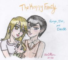 Family Picture by cleris4ever
