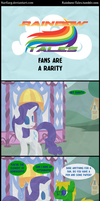 Rainbow Tales: Fans are a Rarity by Narflarg