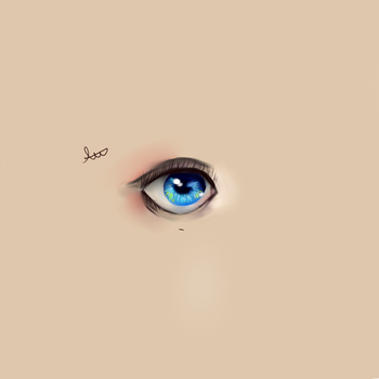 Eye by saltysoul