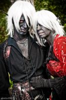 Drow love by Red-Dragon-Lord