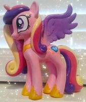 Princess Cadence Custom Figure by MintyStitch