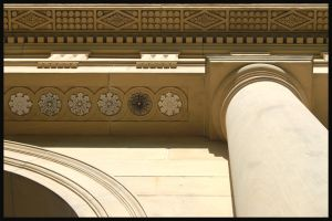 Arched Detail by oddcinema