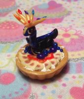 Xerneas Mixed Fruit Tart by LaPetitLapearl