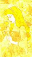 Yellow Roses by LEXLOTHOR