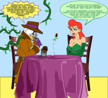 Rory's Botanical Blind Date by Why-So-Seriouss