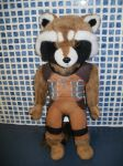 Rocket Plushie by CharmedSerenity