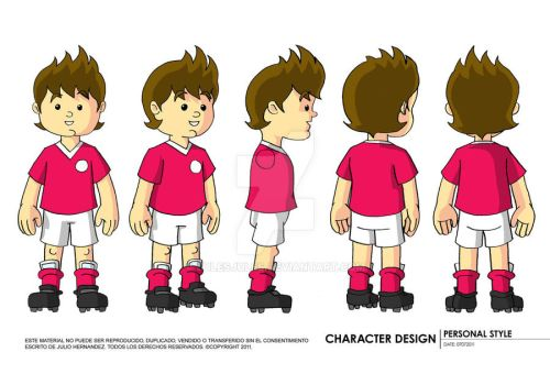 Character Design 2 by julesjules