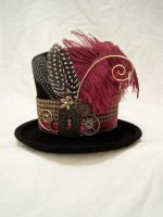 Over the Top Hats: Priscilla by tanya2s