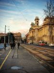 Budapest street by SgtBoognish