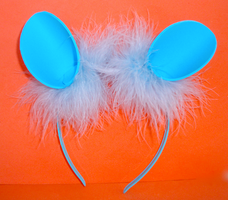 Rainbow Dash Ears by jezzy