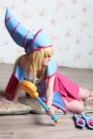 Yu-Gi-Oh!: Dark Magician Girl by Aster-Hime