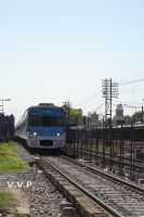 West Train by TonsofPhotos