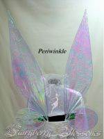 Periwinkle Disney Inspired Fairy Wings by FairyberryBlossoms