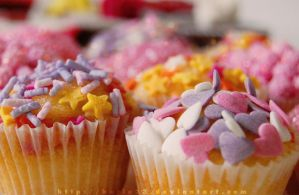 cup cakes by Katie23
