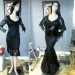 Morticia Addams 2015 Halloween Costume by Faith-NG32