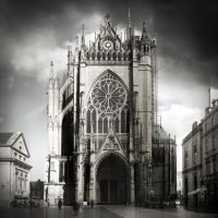 His majesty St Etienne - Metz by Marcusion