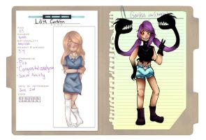 APD Application:: Lilith:: by PERKoverload526