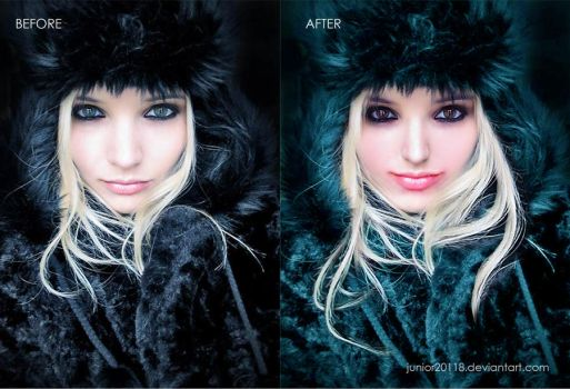 make over and full retouch 2 by junior20118