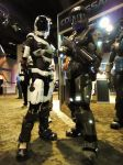 PAX - 005 and Chief by Hyokenseisou-Cosplay