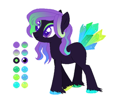 .:MLP Adoptables - 11:. (single) CLOSED by Brishii