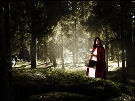 Red Riding Hood by Ph1at1ine