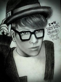 PAtrick Stump of FOB by hellburned04