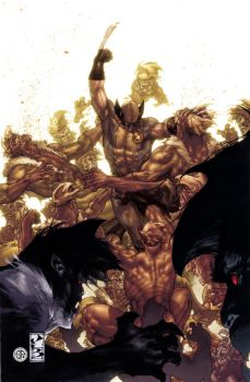 Wolverine: Evolution issue 2 cover by simonebianchi
