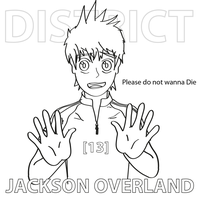 Jack HG-01 District 13 by MetalJacksonFire